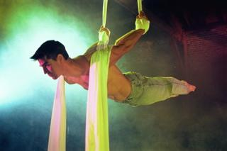 0071 - Aerial Circus Acts