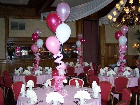 100 1836 - Balloon Arrangements
