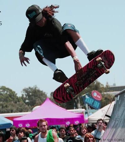 2 - Skateboarding Shows