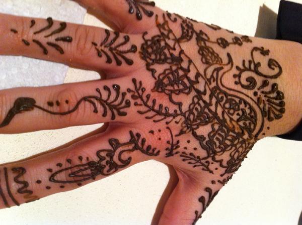 201 - Henna Tattoos