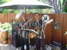2 musc - Hawaiian/Polynesian Bands