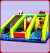 3in1 - Inflatable Games & Attractions
