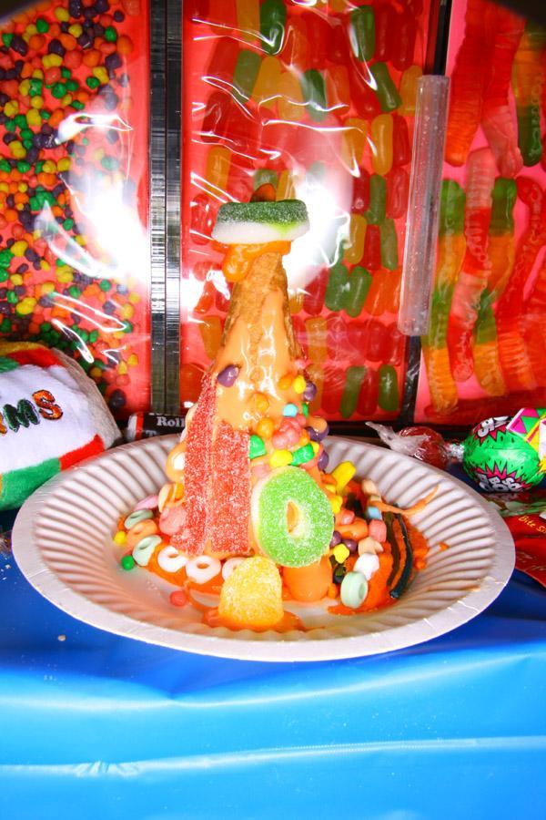 Candy Hat - Krafty Kandy
