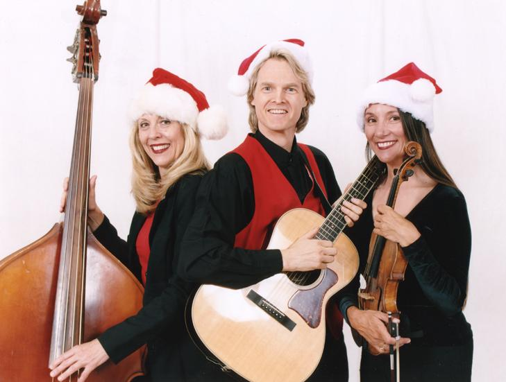 ChristmasTrioPrint - Holiday Bands
