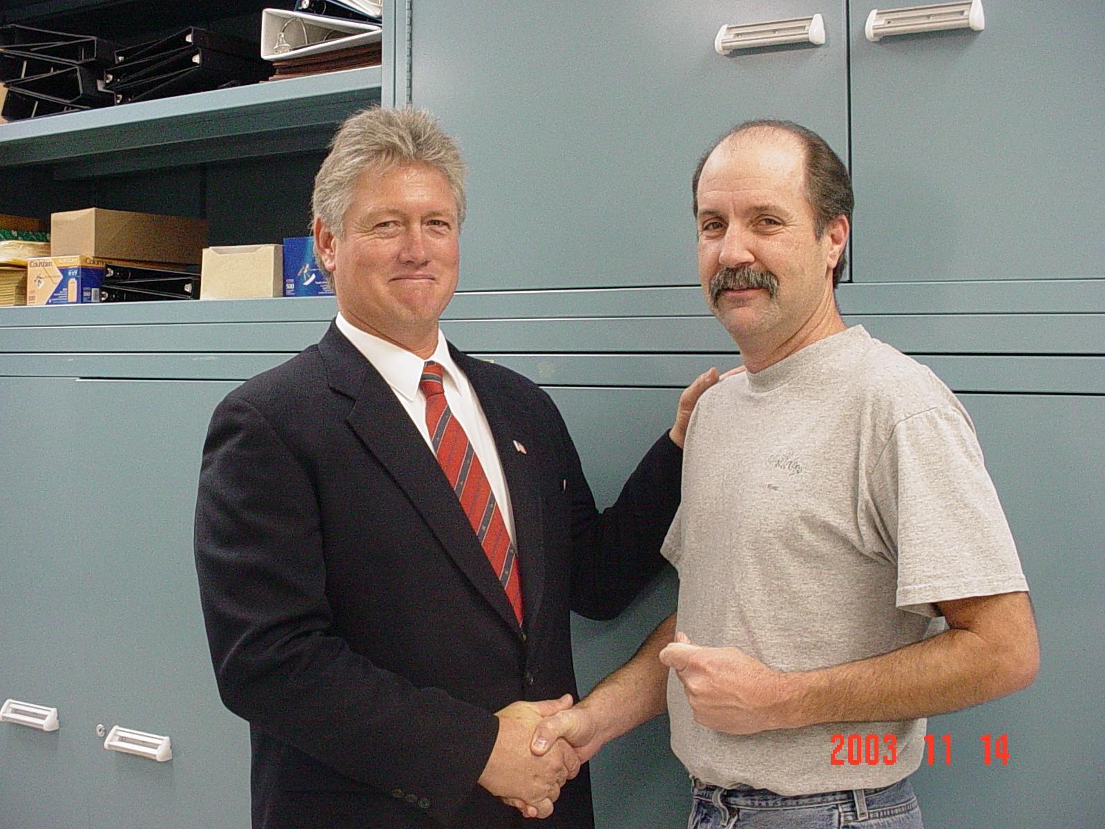 DSC01245 - Bill Clinton