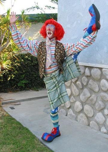 DavetheClown1 e1300316907819 - Clowns