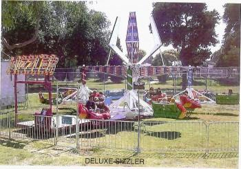 DeluxeSizzler 350x246 - Carnival Rides