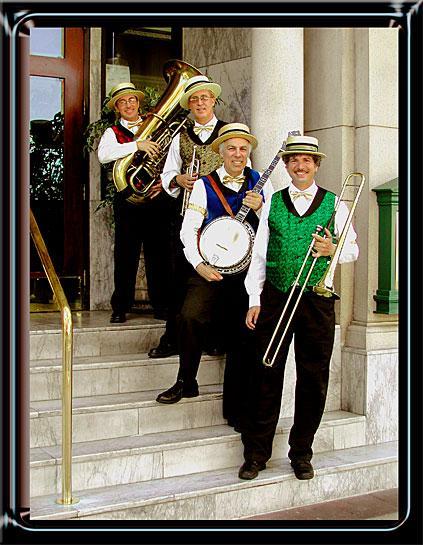 Dixie1 - Dixieland Bands