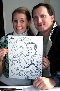 IMG 57471 231x350 - Caricature Artists