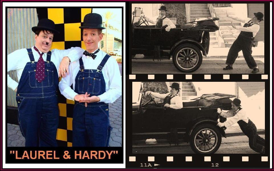 LAURE HARDY - Laurel & Hardy
