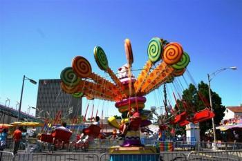 LolliSwing1 350x233 - Carnival Rides
