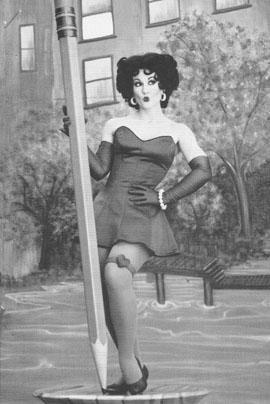 Look Alikes 039 - Betty Boop