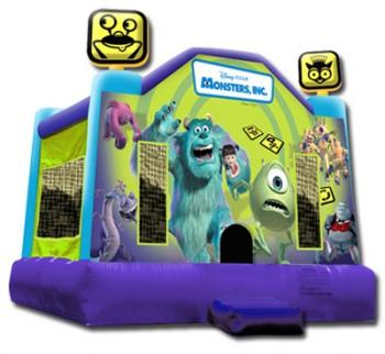 Monsters Inc Jump 01 350x322 - Bouncy Houses