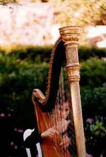 PlayingWeddingLowRes - Harpists