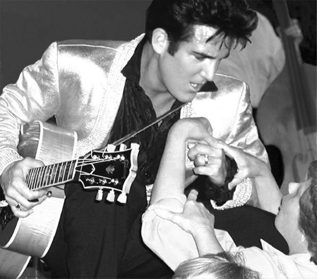 Scot live051 - Elvis Presley