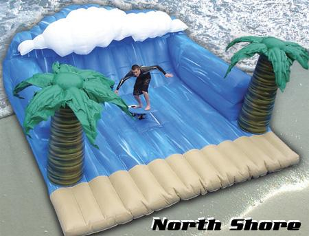 Surfsim North Shore1 - Interactive Games & Inflatables