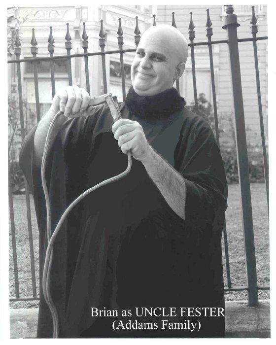 UncleFesterAddamsFamily Brian1 - Uncle Fester (Addams Family)