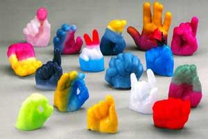 Waxhands - Wax Hands