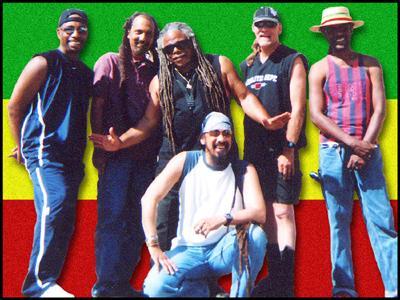 band flag small - Reggae & Calypso Bands