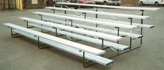 bleachers - Staging & Bleachers
