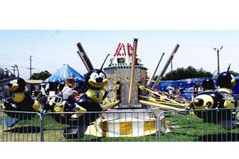 bumble bees1 - Carnival Rides