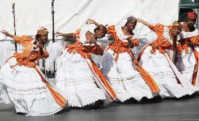 caribbean - Caribbean Dancers
