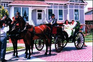 carriages - Carriages, Stagecoaches & Variety of Cart Rides