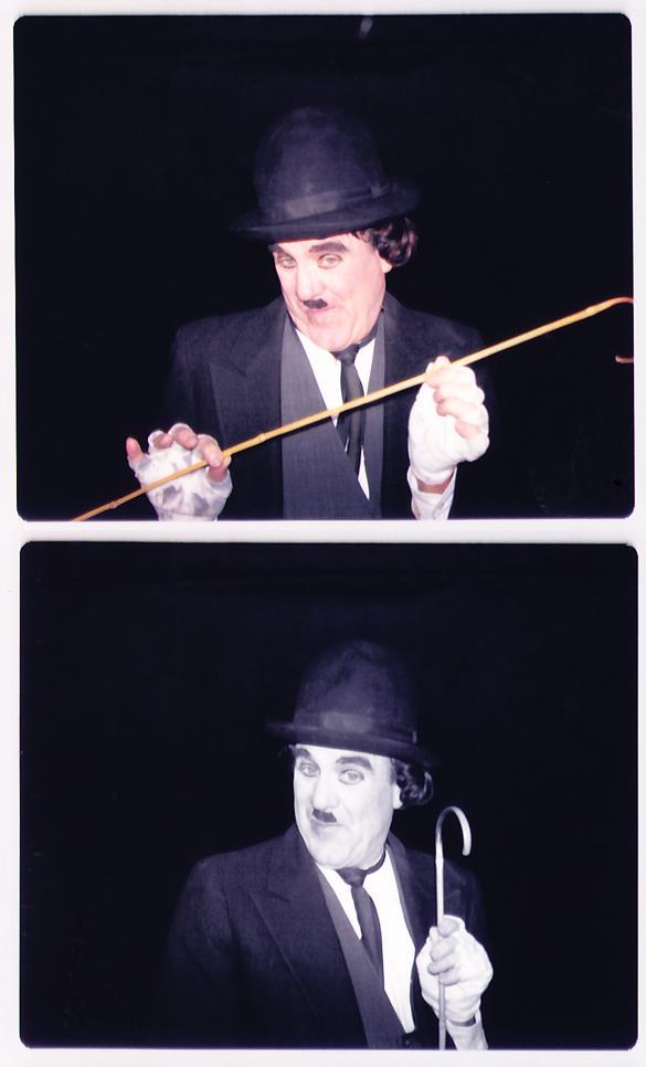 charlie j - Charlie Chaplin