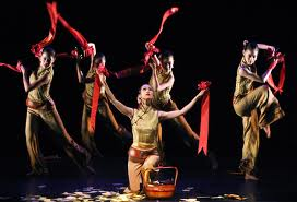 chfolk - Chinese Musicians, Folk Dancers & Acrobats