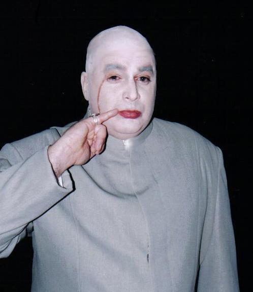 dr evil lookalike - Dr. Evil