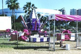 elephants - Carnival Rides