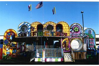 fun factory - Carnival Rides