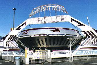gravitron - Carnival Rides