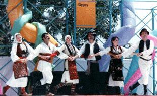 gypsy - Gypsy Folk Dancers