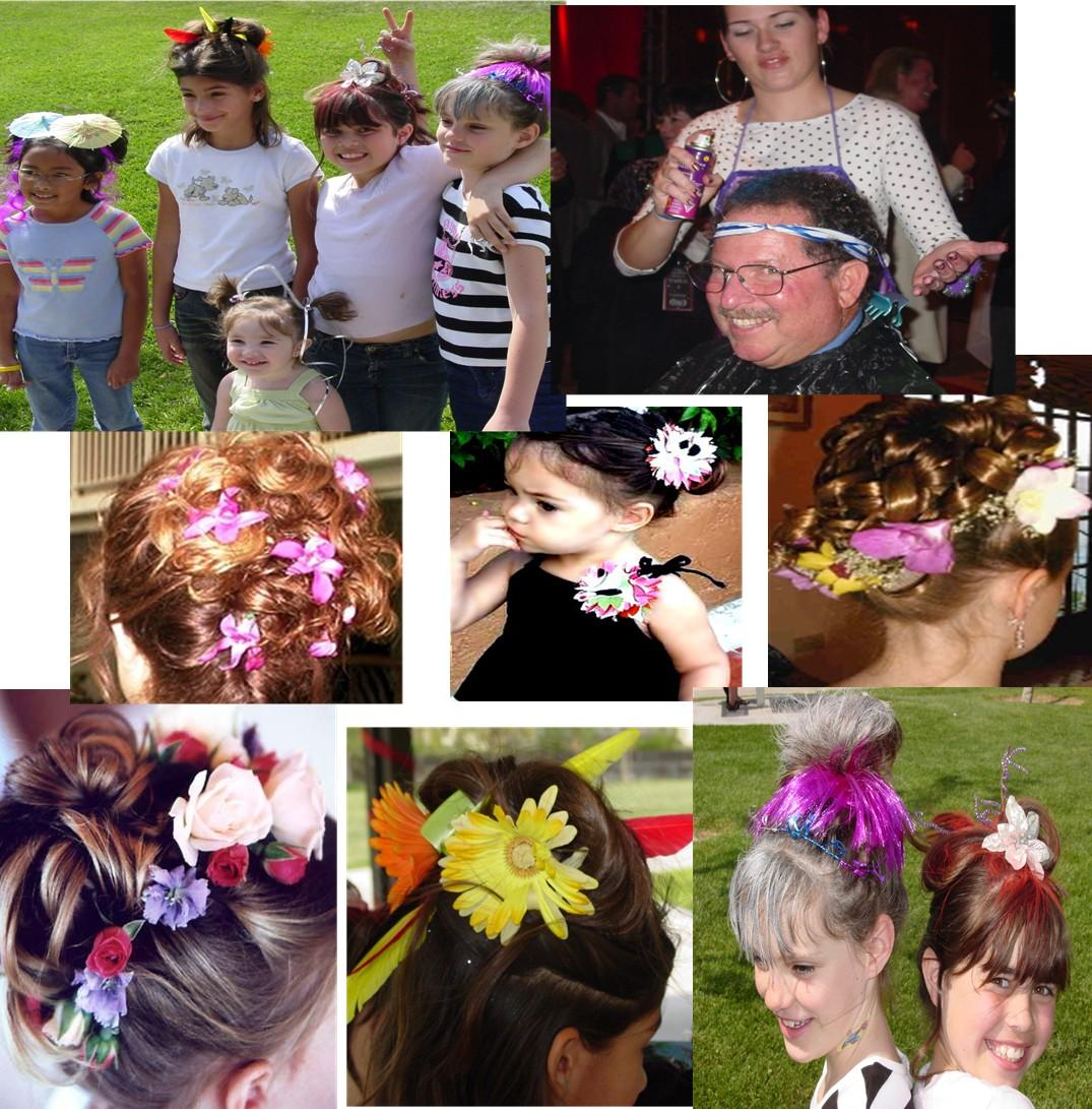 hairdesign2 - Hair Wraps, Braids, & Feather Extensions