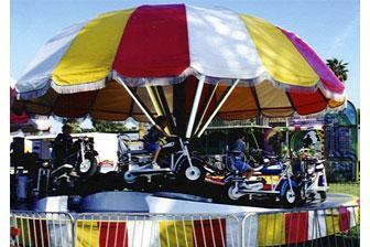 hampton cycles - Carnival Rides