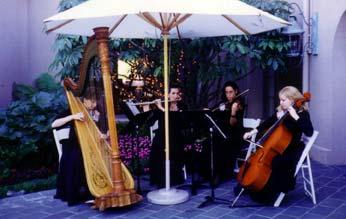 harp quartett2 - Chamber Musicians