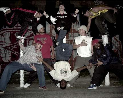 hiphop - Hip Hop Dancers