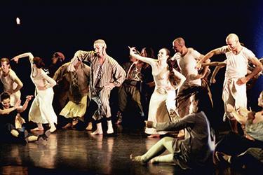 israeli - Israeli Folk Dancers