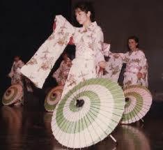japanese - Japanese Dancers