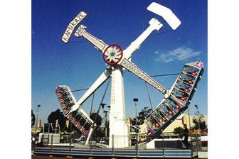 kamikaze - Carnival Rides