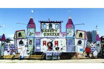 kreepy kastle - Carnival Rides