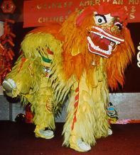 lion dance - Chinese Dragon & Lion Dancers