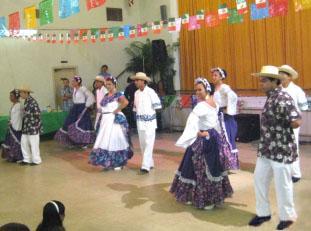 mexican - Mexican Folk Dancers