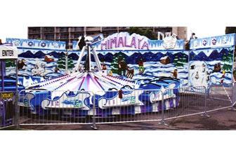 mini himalaya - Carnival Rides