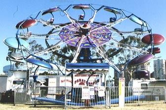 paratrooper - Carnival Rides