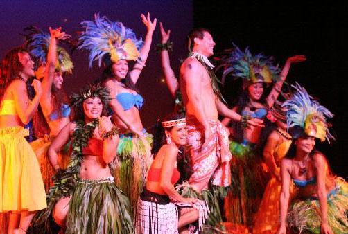 poly - Polynesian & Fire Dancers