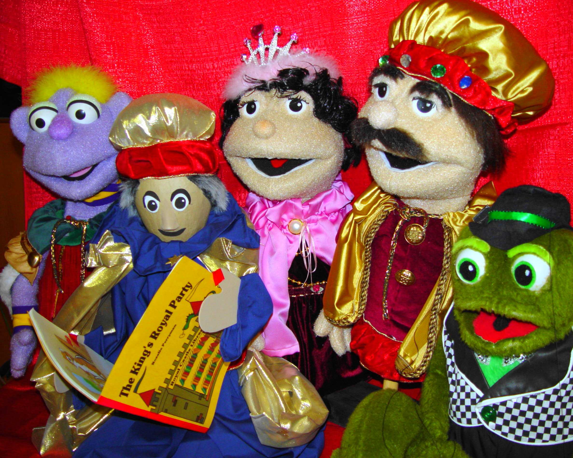 puppets1 - Puppets