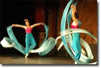 ribbon - Chinese Ribbon Dancers