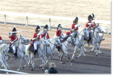 riders 01 - Horses